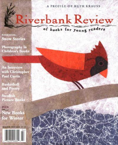 Winter 1999: Lois Ehlert cover