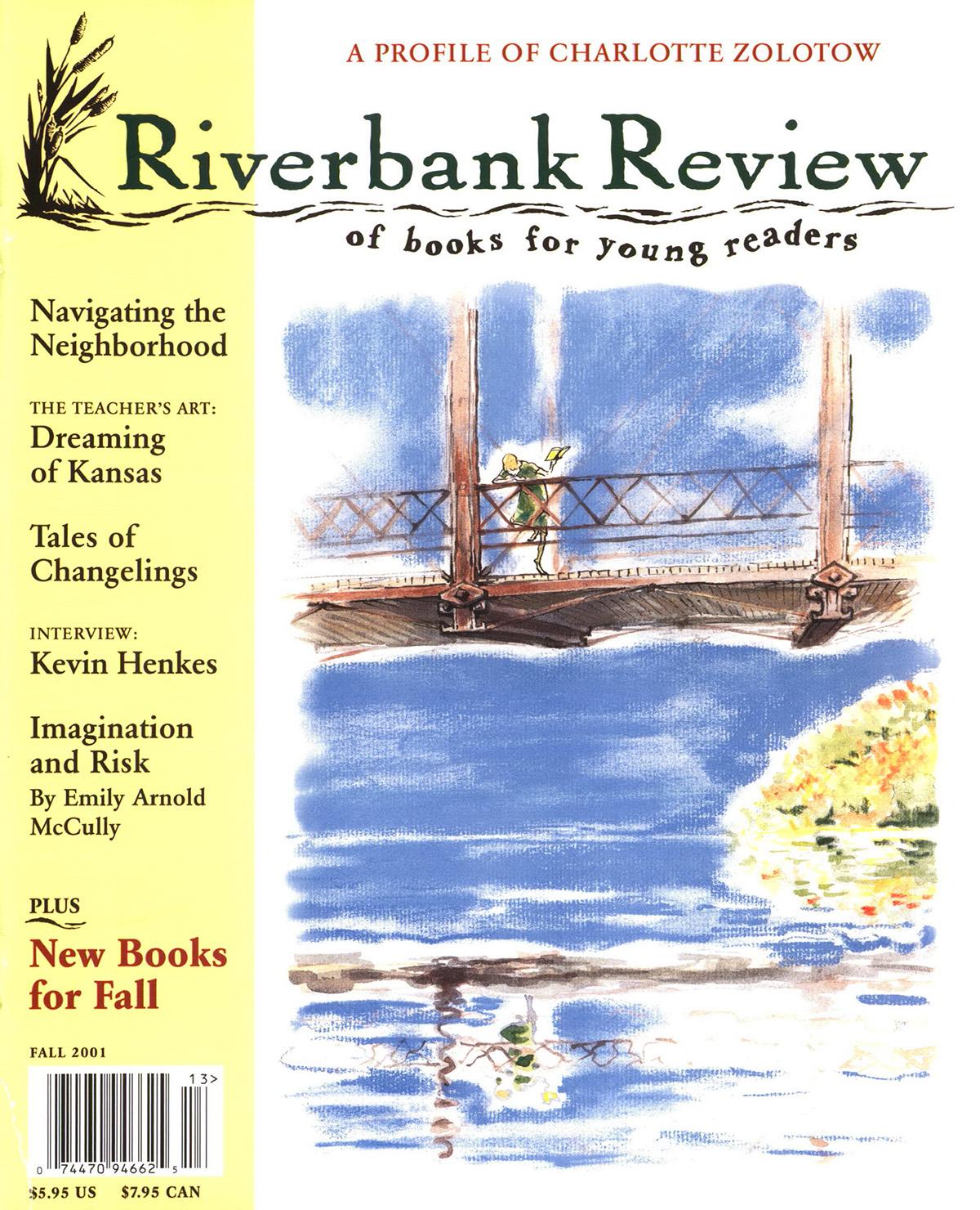 Fall 2001: David Small cover