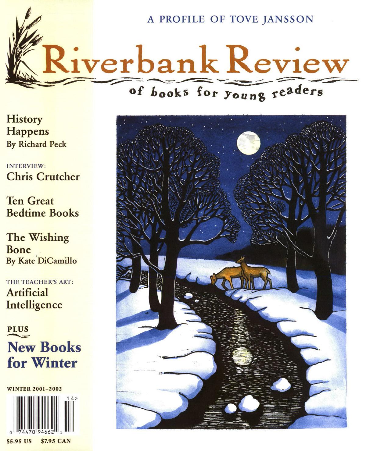 Winter 2001: Mary Azarian