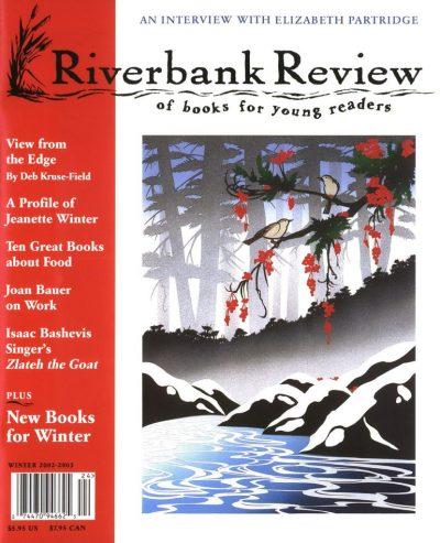 Winter 2002: Aki Sogabe cover