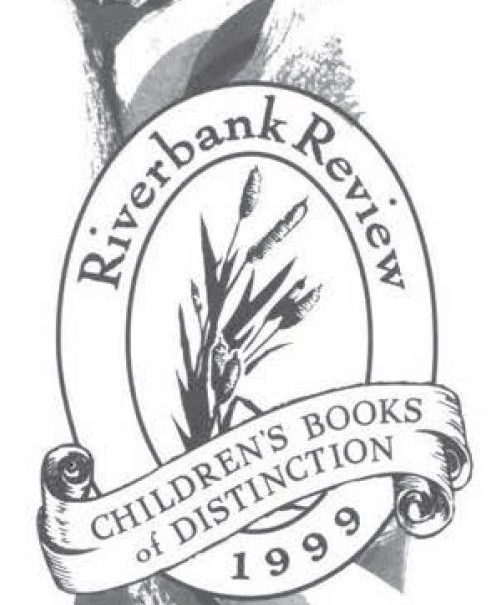 Riverbank Review Children's Books of Distinction Award logo