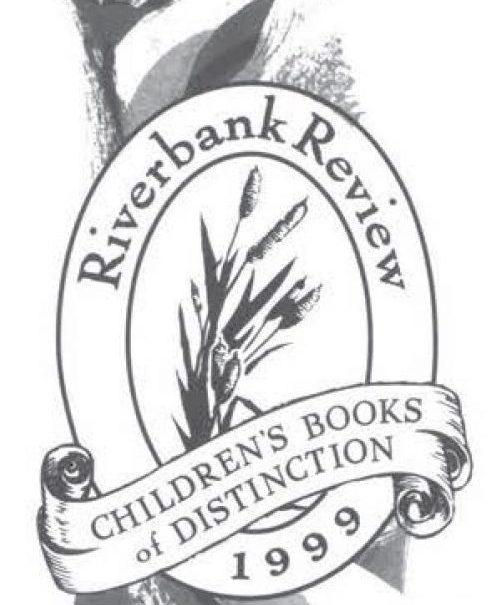 Riverbank Review Children's Books of Distinction Award logo