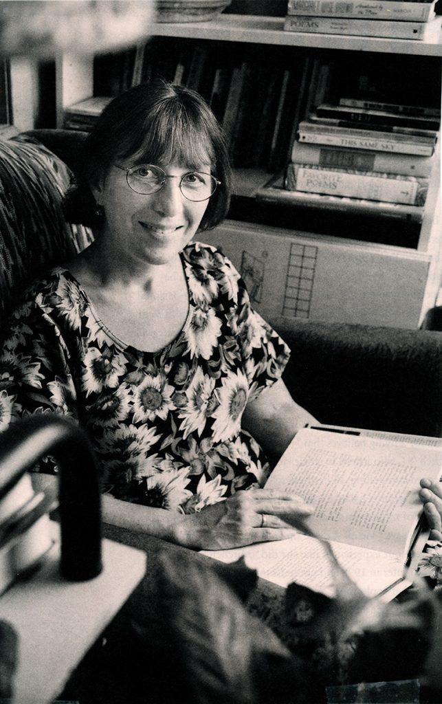 Martha Beck, Riverbank Review editor